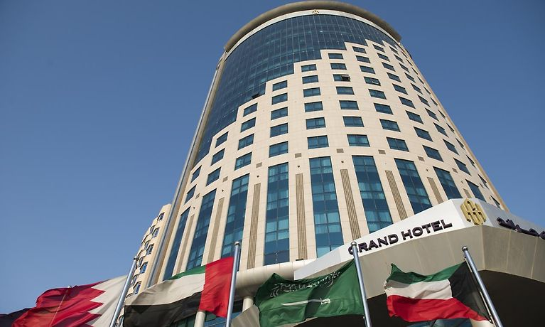 Grand Hotel Kuwait City - Book in Advance and Save